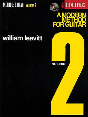A Modern Method For Guitar By Leavitt, William/ Baione, Larry (EDT)/ Chapman, Charles (EDT)